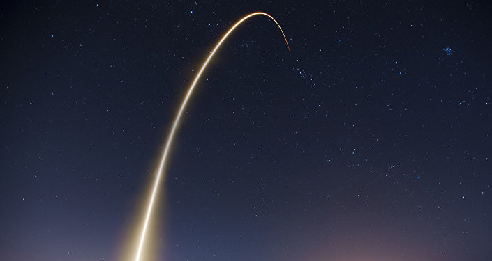#Video SpaceX lanza 60 satélites para crear red de internet