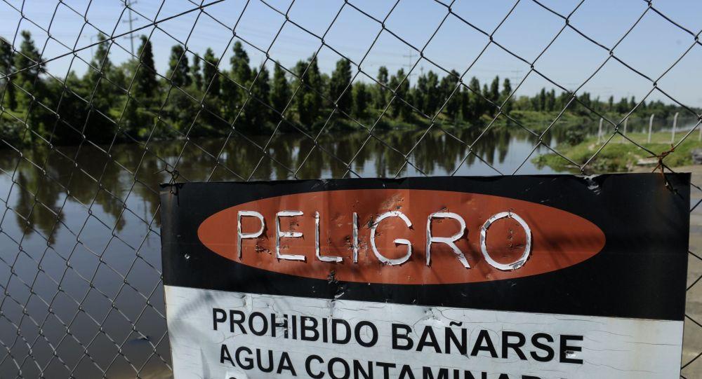 Aguas contaminadas en Argentina