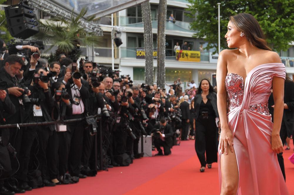 Caras conocidas y mucho glamur en la inauguración del Festival de Cannes