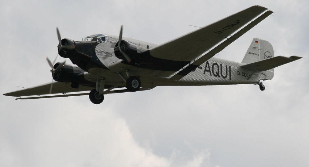 Un Junkers Ju 52