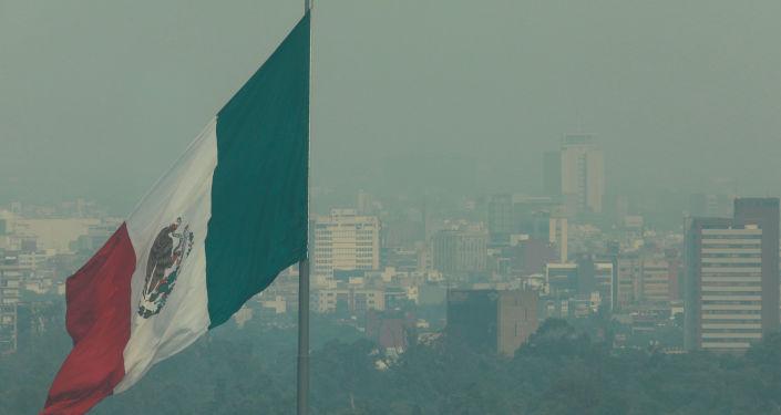 Situación ambiental atmosférica en Ciudad de México
