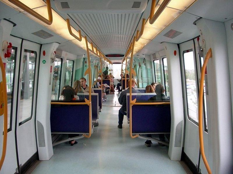 El metro de Copenhague