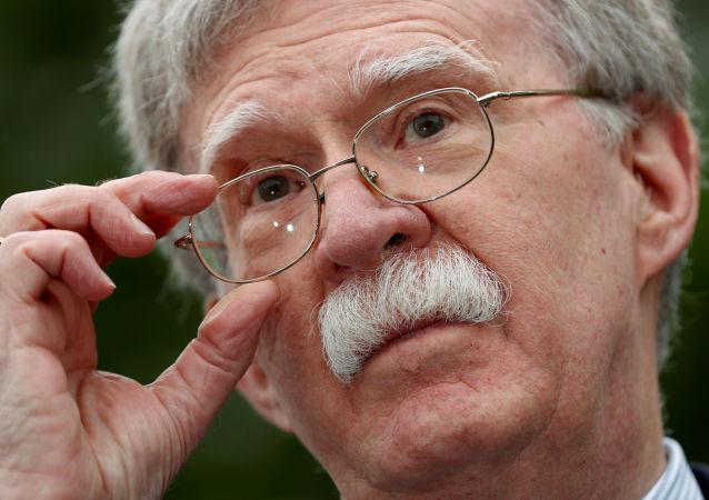 John Bolton, asesor en Seguridad Nacional del Gobierno de EEUU