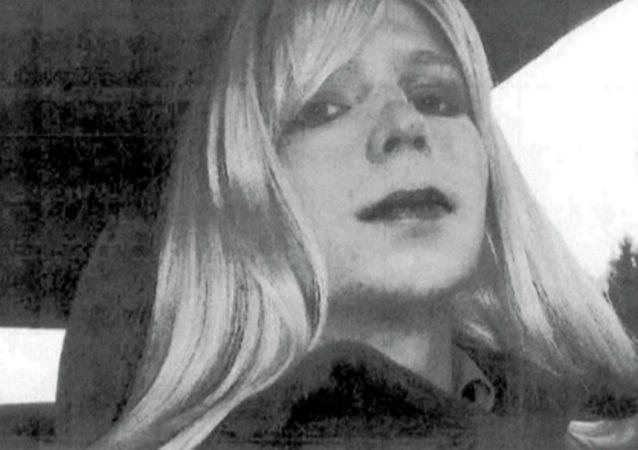 Chelsea Manning, exanalista de inteligencia del ejército estadounidense (archivo)