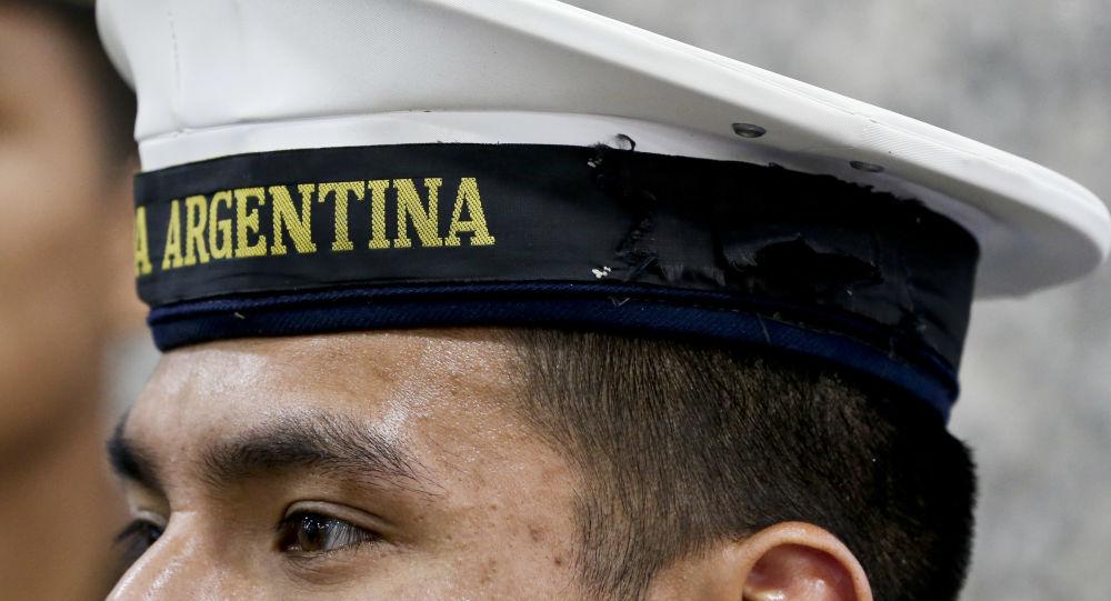 Miembros de la Armada de Argentina