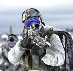 Fuerzas especiales de EEUU (archivo)