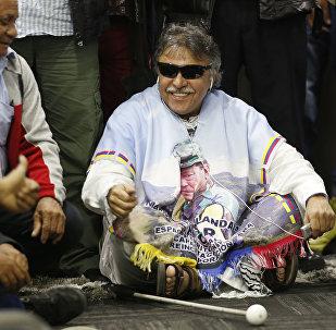 'Jesús Santrich', exlíder y guerrillero colombiano