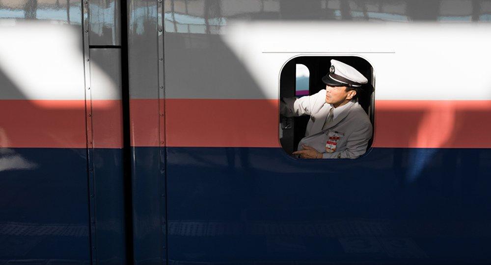 Un tren bala