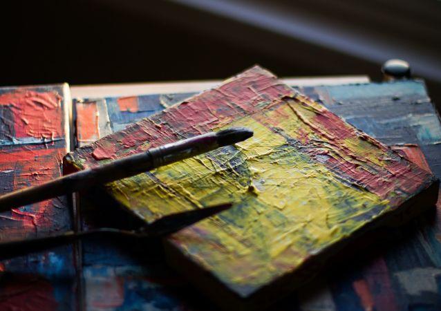 Una pintura (imagen referencial)