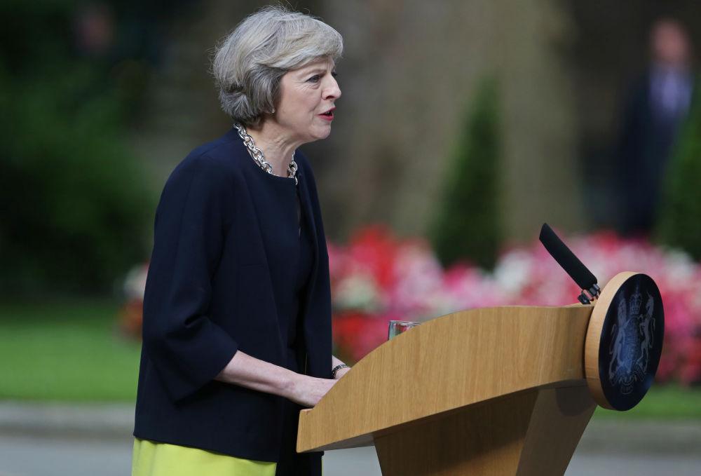 Theresa May, la 'Dama de Hierro' del siglo XXI