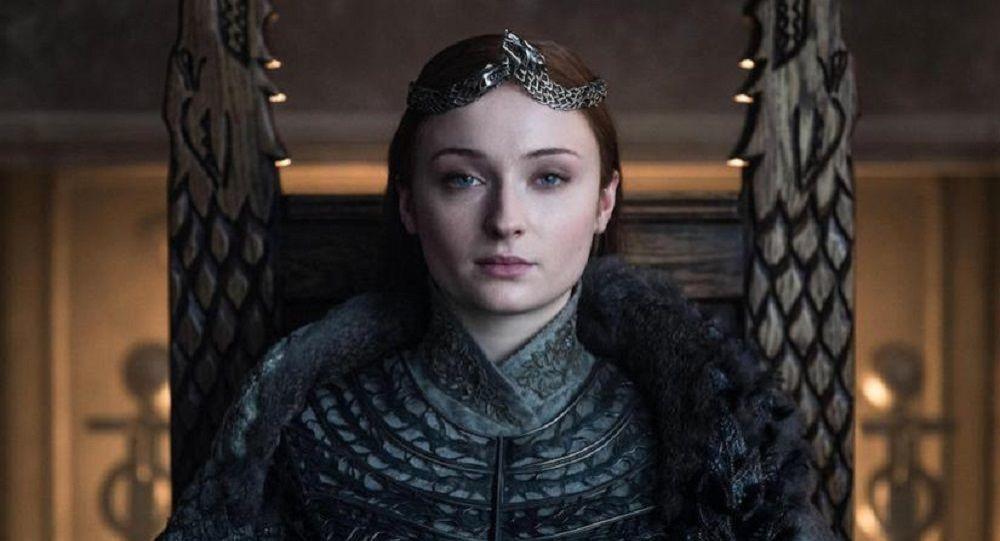 Sansa Stark, la reina del Norte