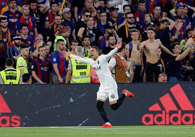 Final de la Copa del Rey entre Valencia CF y FC Barcelona, 25 de mayo de 2019