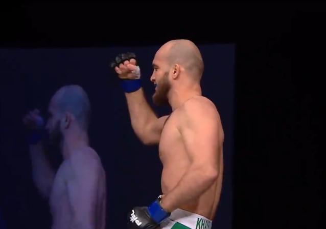 Movlid Jaibulaev, luchador ruso