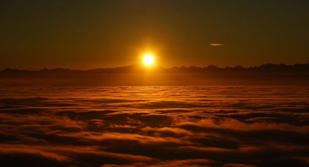 El sol (imagen referncial)