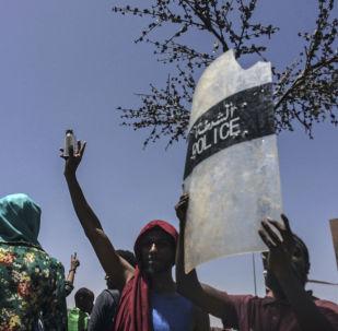 Situación en Sudán (archivo)