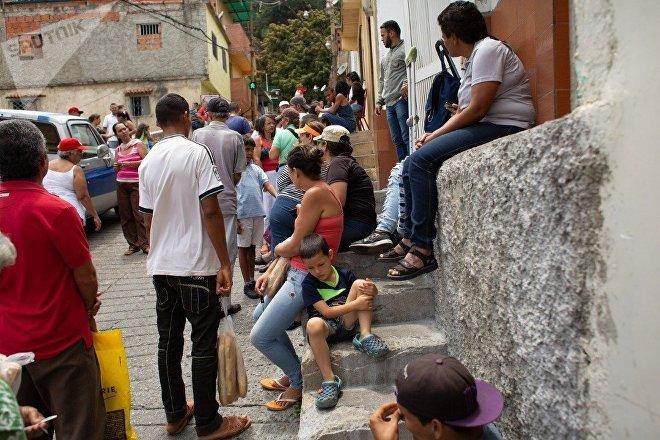 La organización comunal en más de 3.000 puntos de toda Venezuela permite a sus integrantes poder encontrar soluciones ante la escasez provocada por la guerra económica impuesta por las sanciones de EEUU