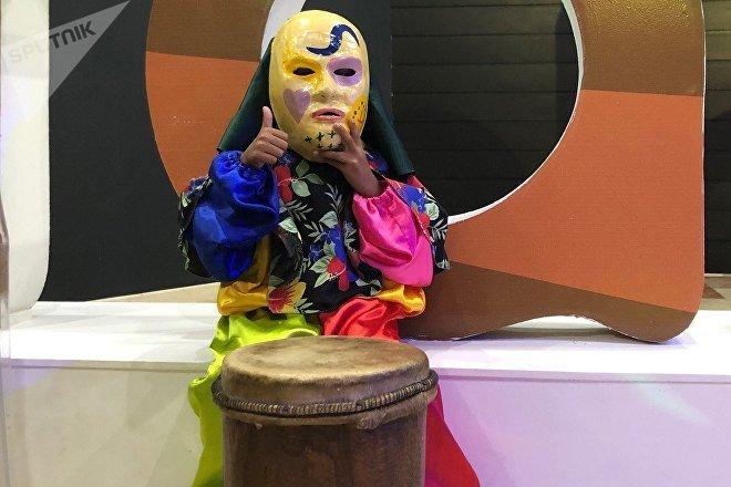 El tambor es la herencia que dejaron los negros loangos que primero llegaron de África a Curazao, y luego a las costas del Estado Falcón