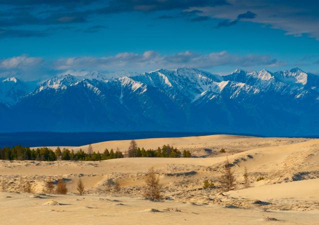 Las arenas de Chara: un desierto en el corazón de Siberia