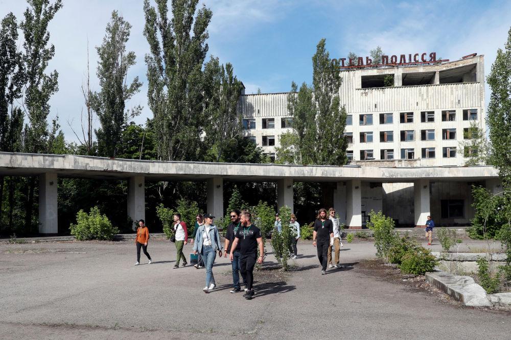 La serie sobre Chernóbil provoca un 'boom' turístico radioactivo