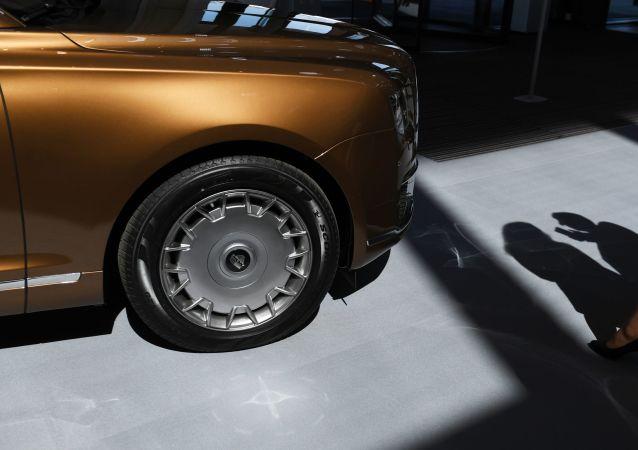 Automóvil Aurus Senat