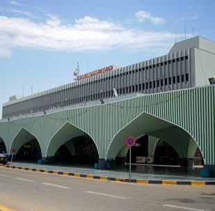 El aeropuerto internacional de Trípoli (archivo)