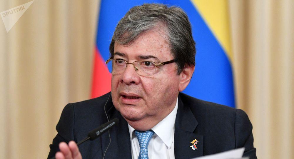 Carlos Holmes Trujillo, nuevo ministro de Defensa de Colombia