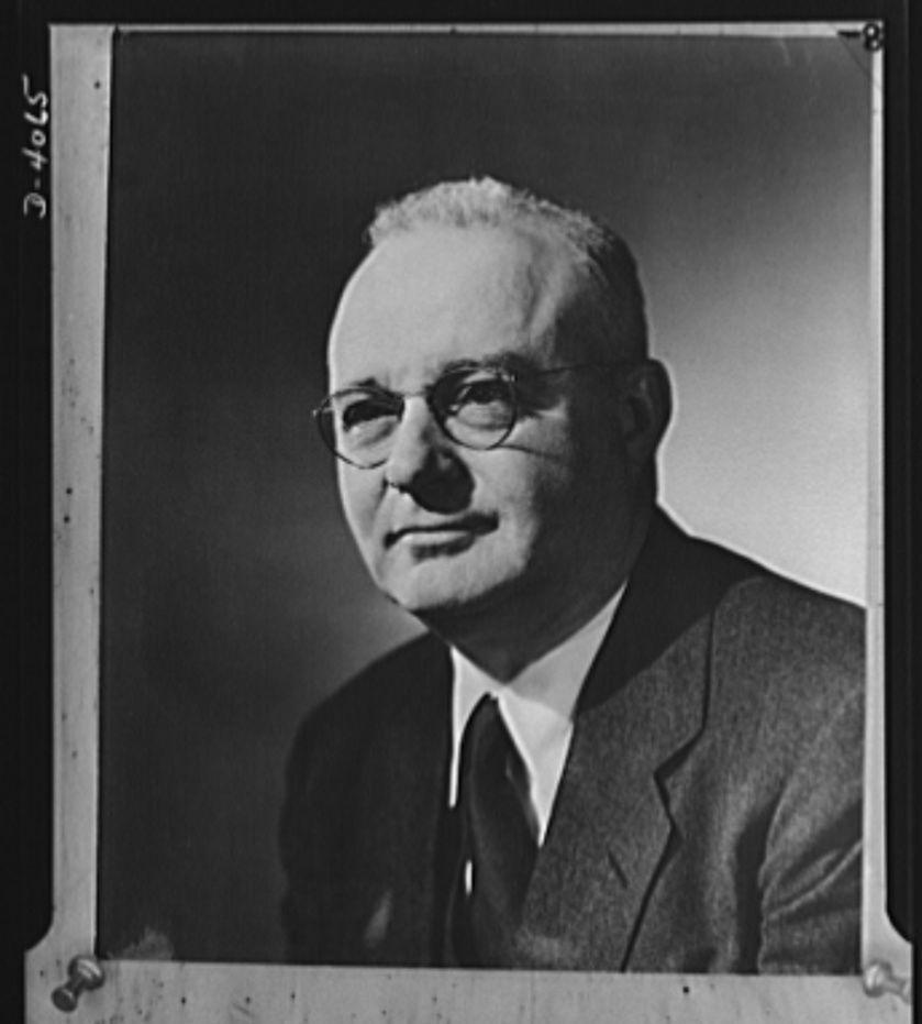 Thomas Midgley, desarrollador del tetraetilo de plomo