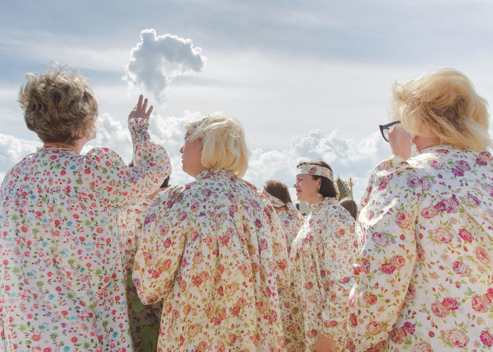 'La guardia costera' y 'La copa de la tundra': los finalistas del Concurso de Fotoperiodismo Andréi Stenin