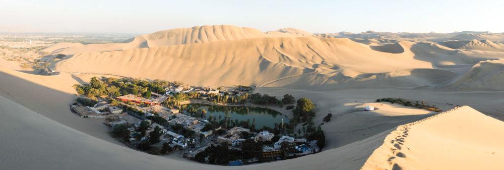 Aquí no ha llovido en años: los 10 lugares más secos del planeta