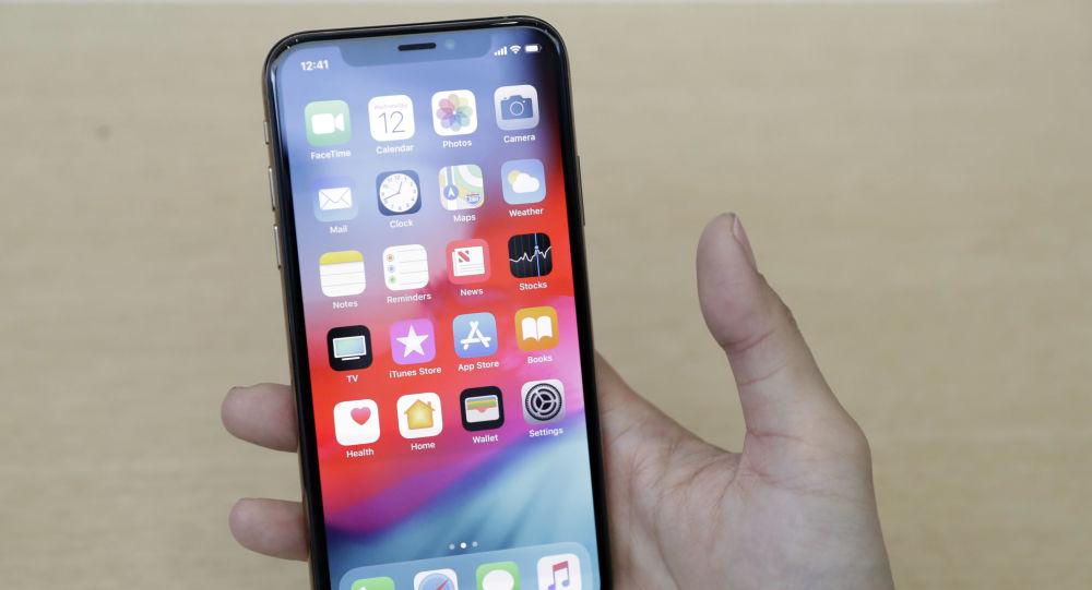 Un iPhone XS