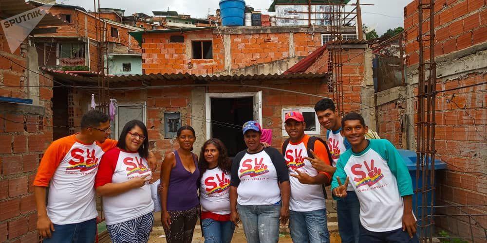 En El Kilombo, el trabajo es diario y permanente para dar la respuesta a las necesidades inmediatas, construir organización de la misma comunidad, y hacer frente a los impactos de la guerra económica