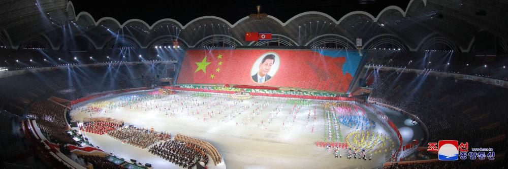 Un líder chino visita Corea del Norte por primera vez en 14 años