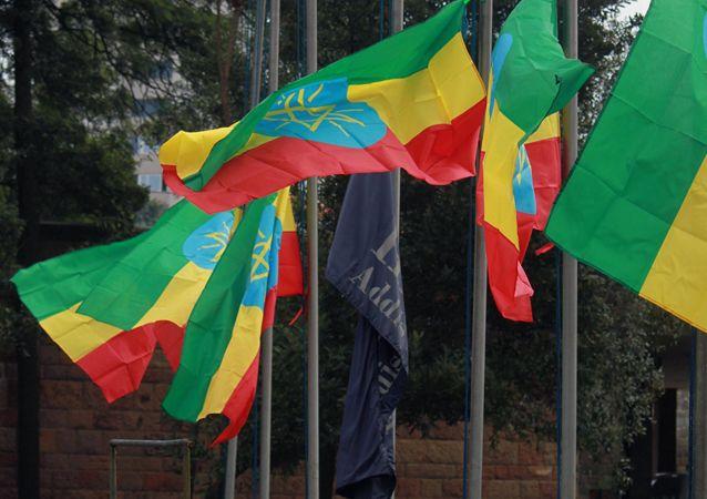 Banderas de Etiopía