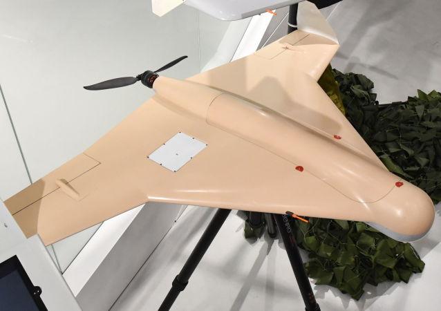 Dron kamikaze ruso KUB-BLA