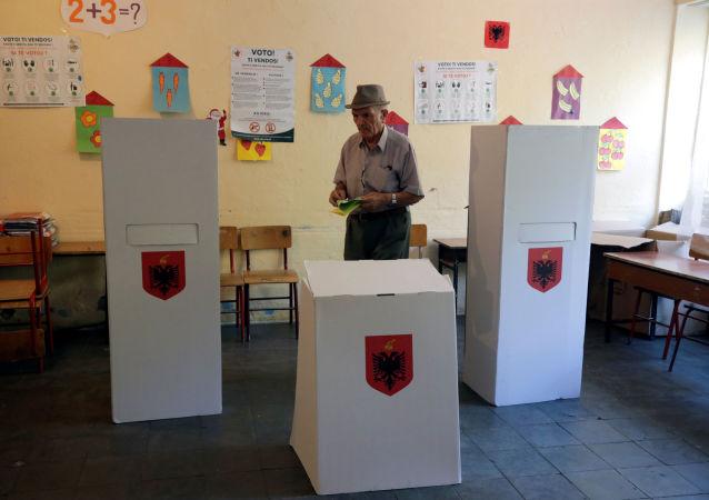 Elecciones en Albania