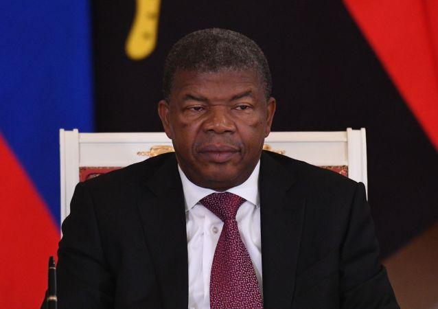 João Manuel Gonçalves Lourenço, presidente de Angola