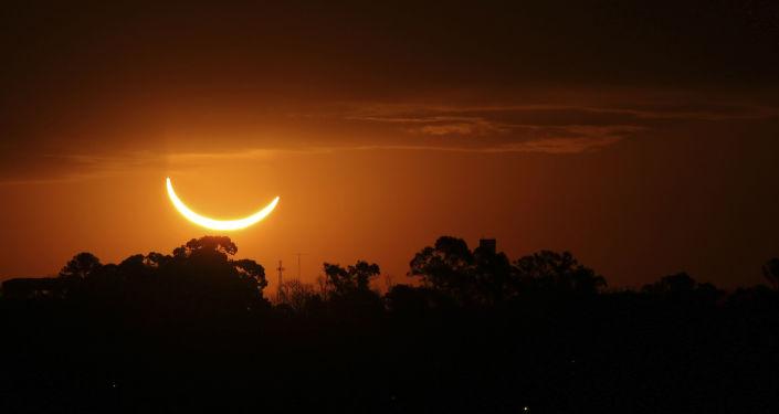 La sonrisa del sol: así se vio el eclipse total en América Latina