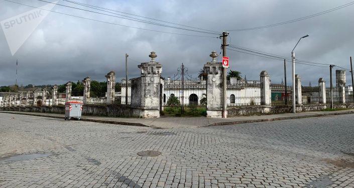 Cárcel de Rocha, Uruguay, donde en 2010 murieron 12 personas a causa de un incendio