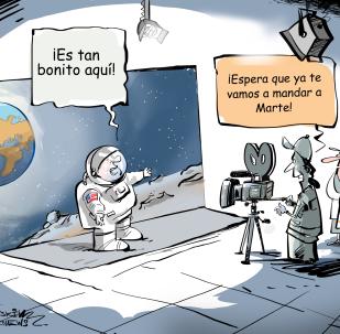 ¡Cámara, acción! Los riesgos de la misión espacial de EEUU a la Luna y Marte