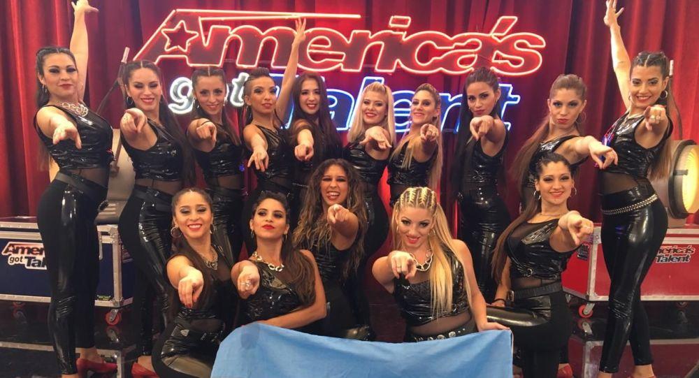 'Revolution Queens', el grupo de bailarinas argentinas que revolucionó América's Got Talent
