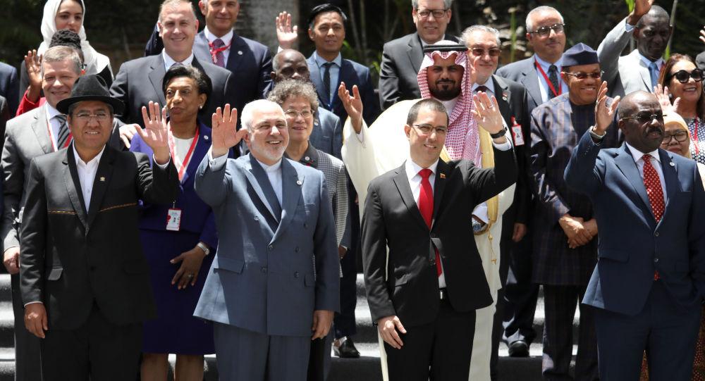 El Movimiento de Países No Alineados