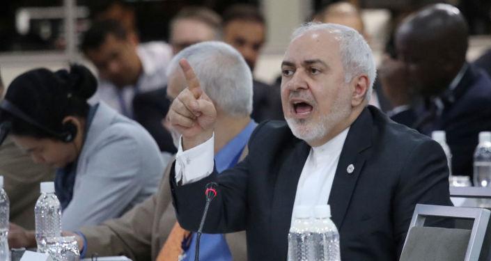Mohamad Yavad Zarif, canciller de Irán