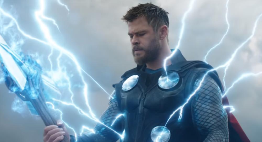 Escena de la película 'Avengers: Endgame'