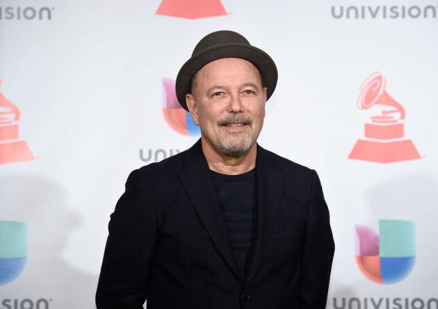 Rubén Blades, músico panameño