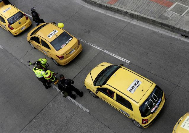 Los coches de Uber