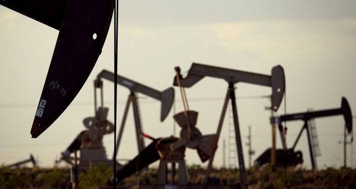 Las instalaciones petroleras en la Cuenca Permian