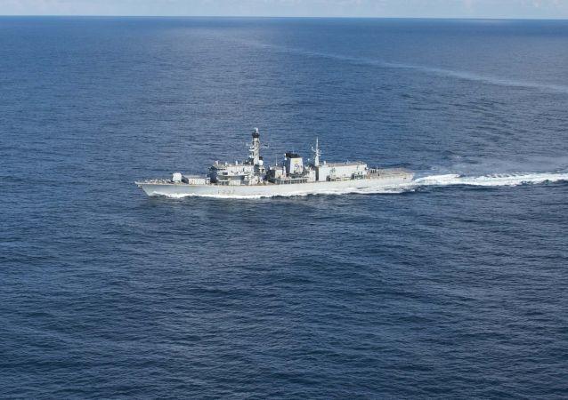 Fragata británica HMS Westminster (archivo)