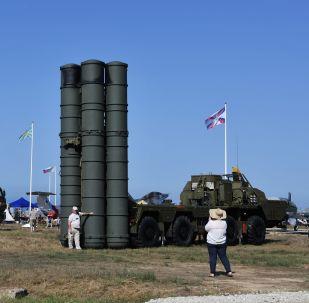 El sistema S-400 ruso (imagen referencial)