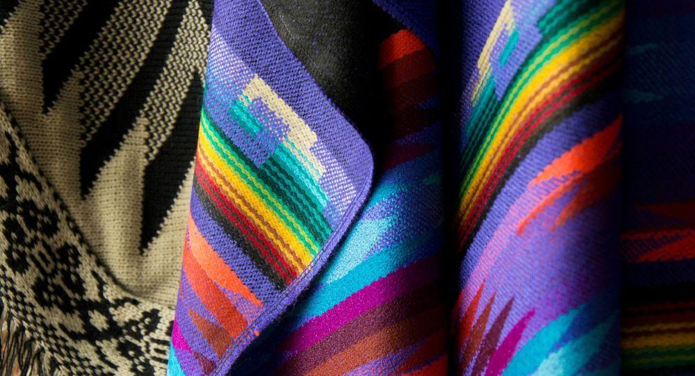 trajes típicos andinos