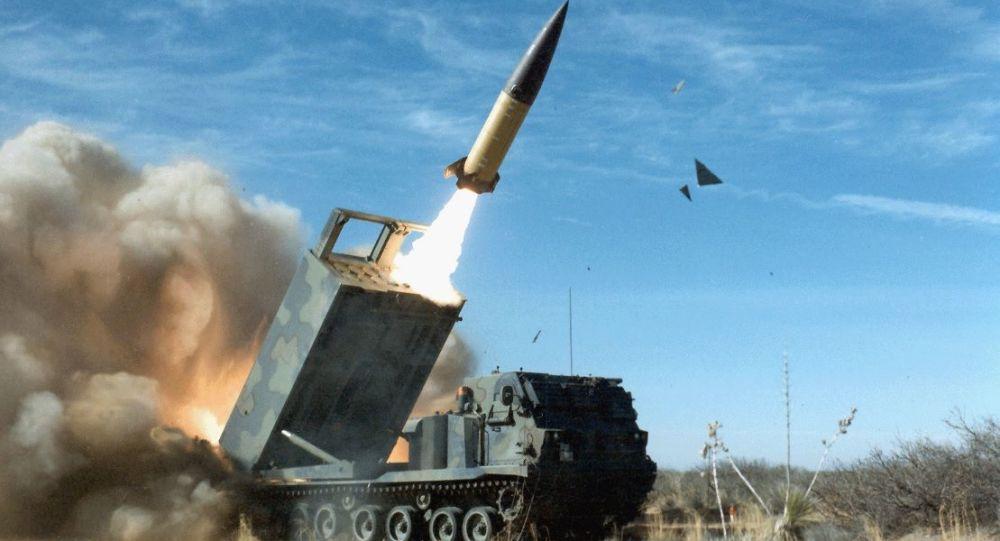 Sistema de misiles tácticos Atacms de EEUU